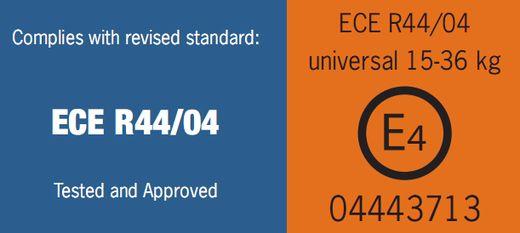 Homologacja ECE R44/04 w wersji siódmej będzie zdecydowanie różnić się od swoich poprzedniczek