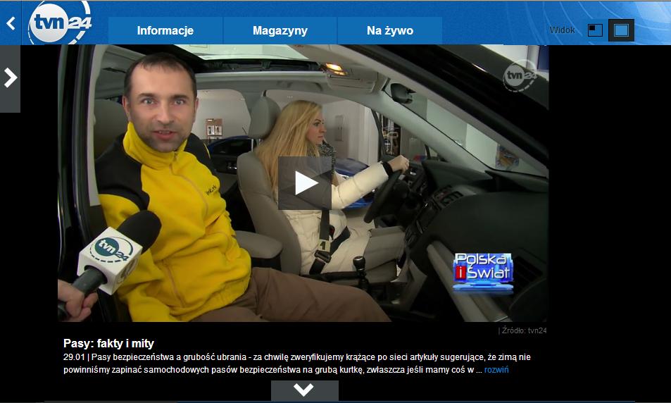 Kliknij na zdjęcie aby przejść do odtwarzacza wideo i zapoznać się z materiałem zrealizowanym we współpracy z TVN24