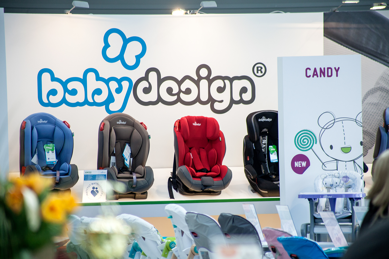 Baby Design na Targach Czas Dziecka 2014