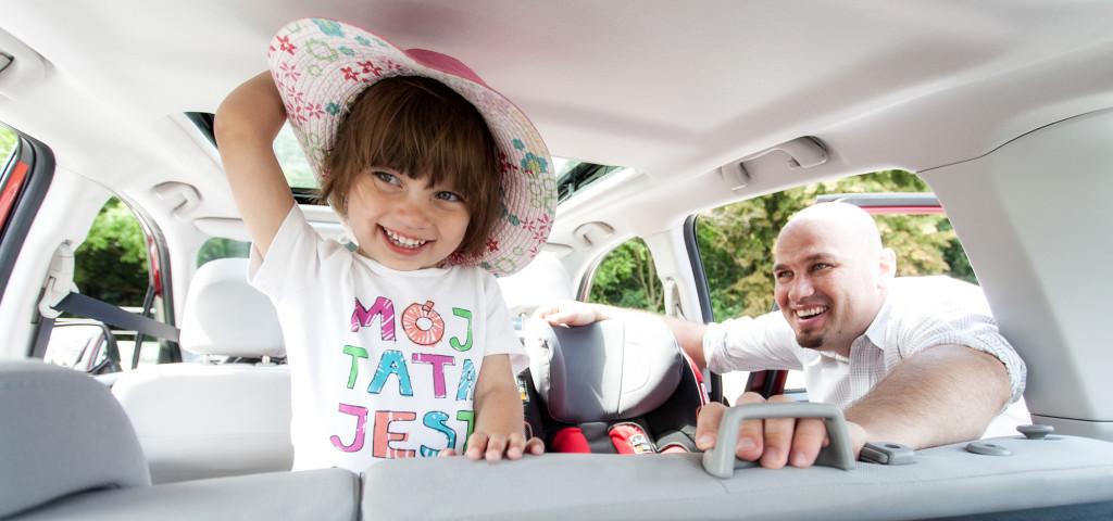 Ogólnopolskie Inspekcje Fotelików to bezpieczeństwo Twojego dziecka!
