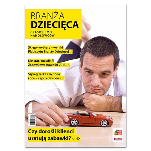Branża Dziecięca - czasopismo handlowców