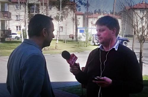 Paweł Kurpiewski w rozmowie z Kubą Witkowskim (PR3 Polskiego Radia)