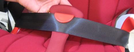 Britax Roemer SecureGuard – najnowsza technologia ochrony brzucha w fotelikach 15-36