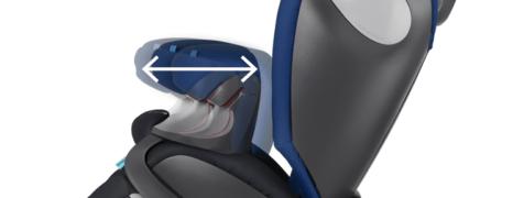 Cybex PALLAS M i M fix – pierwsze foteliki z osłoną tułowia kompatybilne z ECE R44/04 z suplementem 7