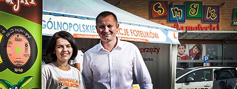 """Grzegorz Izydorczyk – SMYK – o Ogólnopolskich inspekcjach fotelików: """"Rozmach tej kampanii jest naprawdę imponujący"""""""