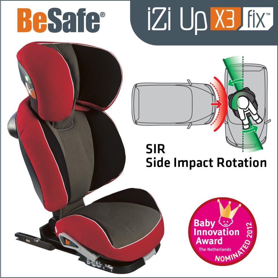 BeSafe iZi Up X3 Fix – SIR