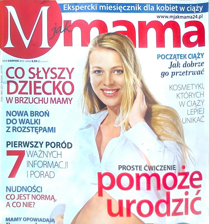 M jak mama 08/2012