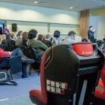 Zwykle w tej sali na naszych szkoleniach zasiada tylko 12 osób.