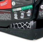 SafeCell - układ pochłaniania energii zderzenia w siedzisku fotelika Britax Frontier 90