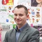 Grzegorz Izydorczyk - Kierownik sprzedaży DH. SMYK