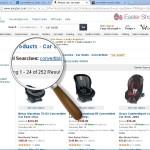 252 foteliki convertible na amazon.com