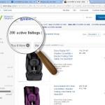280 fotelików convertible na ebay.com