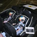 Peugeot 308CC, test EuroNCAP 2009. Na pokładzie Romer Duo ISOFIX