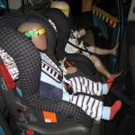 Suzuki Splash w teście EuroNCAP z fotelikami Roemer Duo ISOFIX