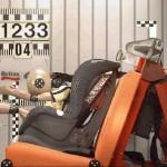 Uprząż 5-punktowa, sled test. Projekt ECE/TRANS/WP.29/GRSP/2012/21