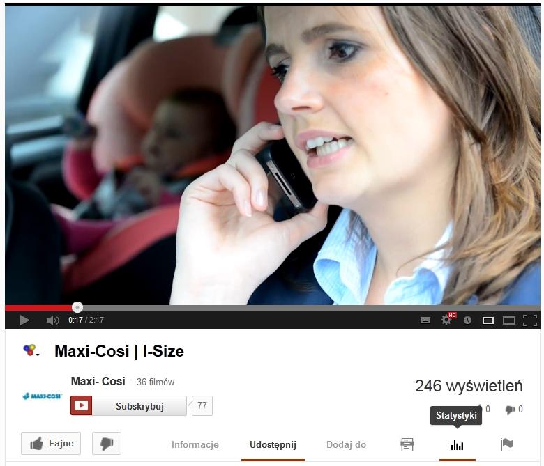 Maxi-Cosi o fotelikach i-Size [film]