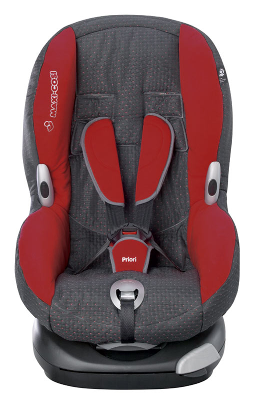Crunch! Odcinek 4: Maxi-Cosi Priori XP i Britax First Class