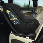 Safety1 Primeofix w samochodzie