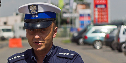 Aspirant Jacek Prokop – Inspekcje w Katowicach