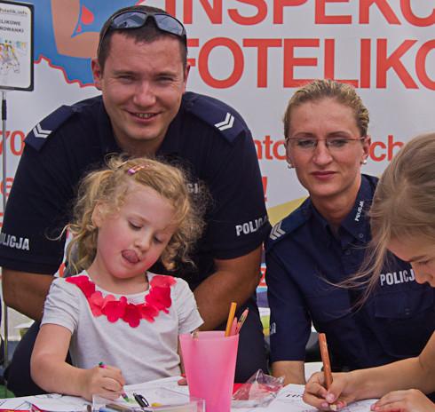 Inspekcje okiem policjanta – st. sierż. Piotr Włodarczyk