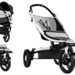 Graco Babyzen - wózki 3 w 1 składają się z wielu akcesoriów