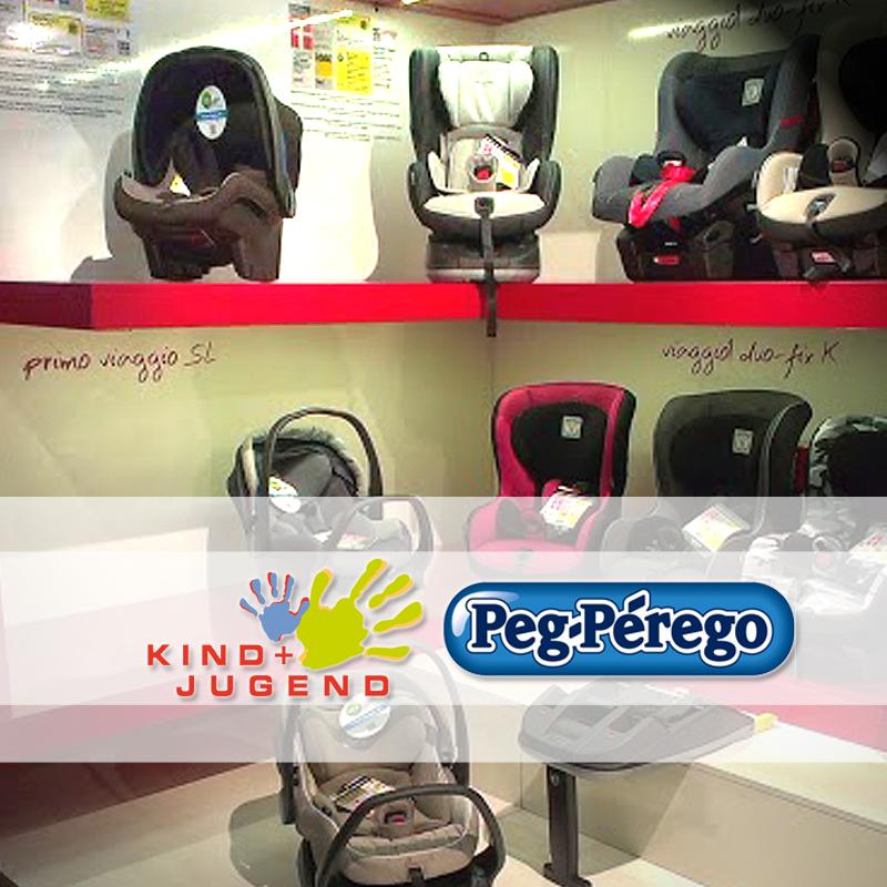 Peg Perego na targach Kind und Jugend 2013