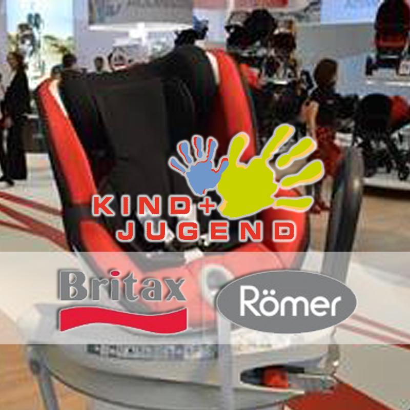 Britax Roemer na targach Kind&Jugend 2013