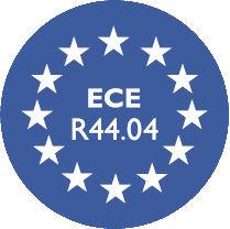 Homologacja ECE R44/04 po 7 poprawkach już nie taka straszna