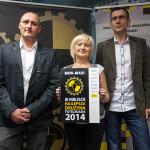 Irena Wydra wręczała nagrody zwycięzcom Fotelikiady 2014