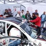 Kajetan Kajetanowicz opowiada o swoim Subaru - LOTOS Mistrzowie w pasach