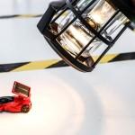 Samochodziki solarne były wielką atrakcją imprezy LOTOS Mistrzowie w pasach
