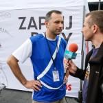 Paweł Kurpiewski rozmawia z Radiem Gdańsk - LOTOS Mistrzowie w pasach