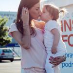 Rodzice i dzieci są bardzo zadowoleni z odwiedzin na Ogólnopolskich Inspekcjach Fotelików