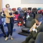 Media na konferencji Foteliki Pod Lupą III