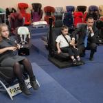 Dlaczego 135 cm wzrostu i brak fotelika to zły pomysł? Na to pytanie odpowiadaliśmy na konferencji Foteliki Pod Lupą III.