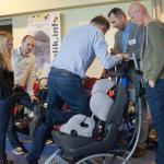 Montowanie fotelika z kolanem - Szkolenie - Doradca ds. Bezpieczeństwa Dzieci w Samochodach