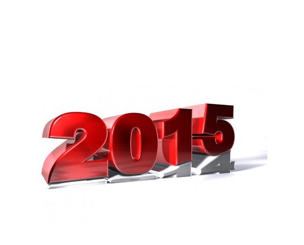 Witajcie w Nowym Roku! Żegnamy 2014!