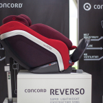 Concord Reverso zaprezentowany na targach Kids' Time 2015