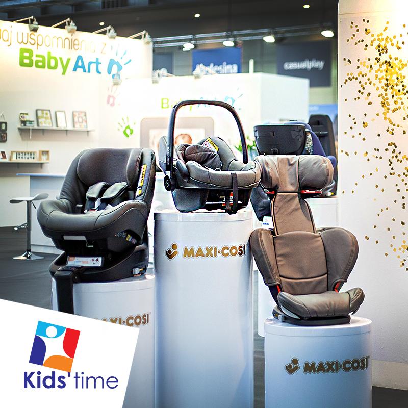 Maxi-Cosi na targach Kids' Time 2015