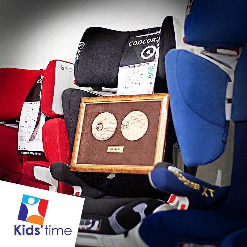 Concord na targach Kids' Time 2015