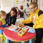 Zabawy z dziećmi - Ogólnopolskie Inspekcje Fotelików