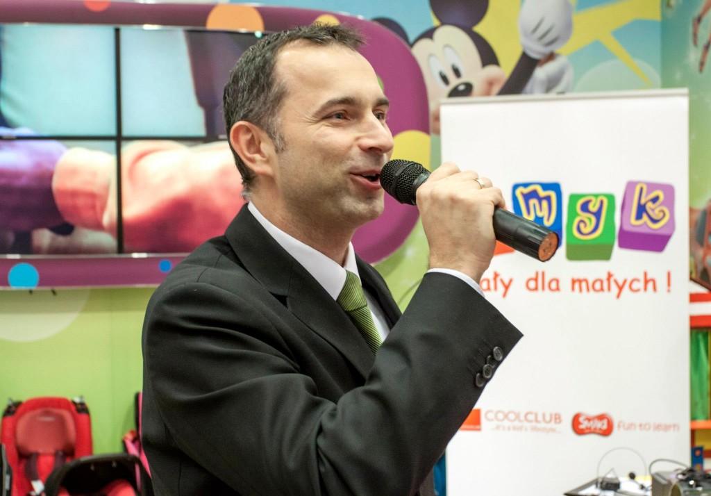 Na zdjęciu p. Kurpiewski
