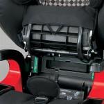 ClickTight - komora prowadzenia pasa wraz z układem dźwigni kasujących luzy pasa