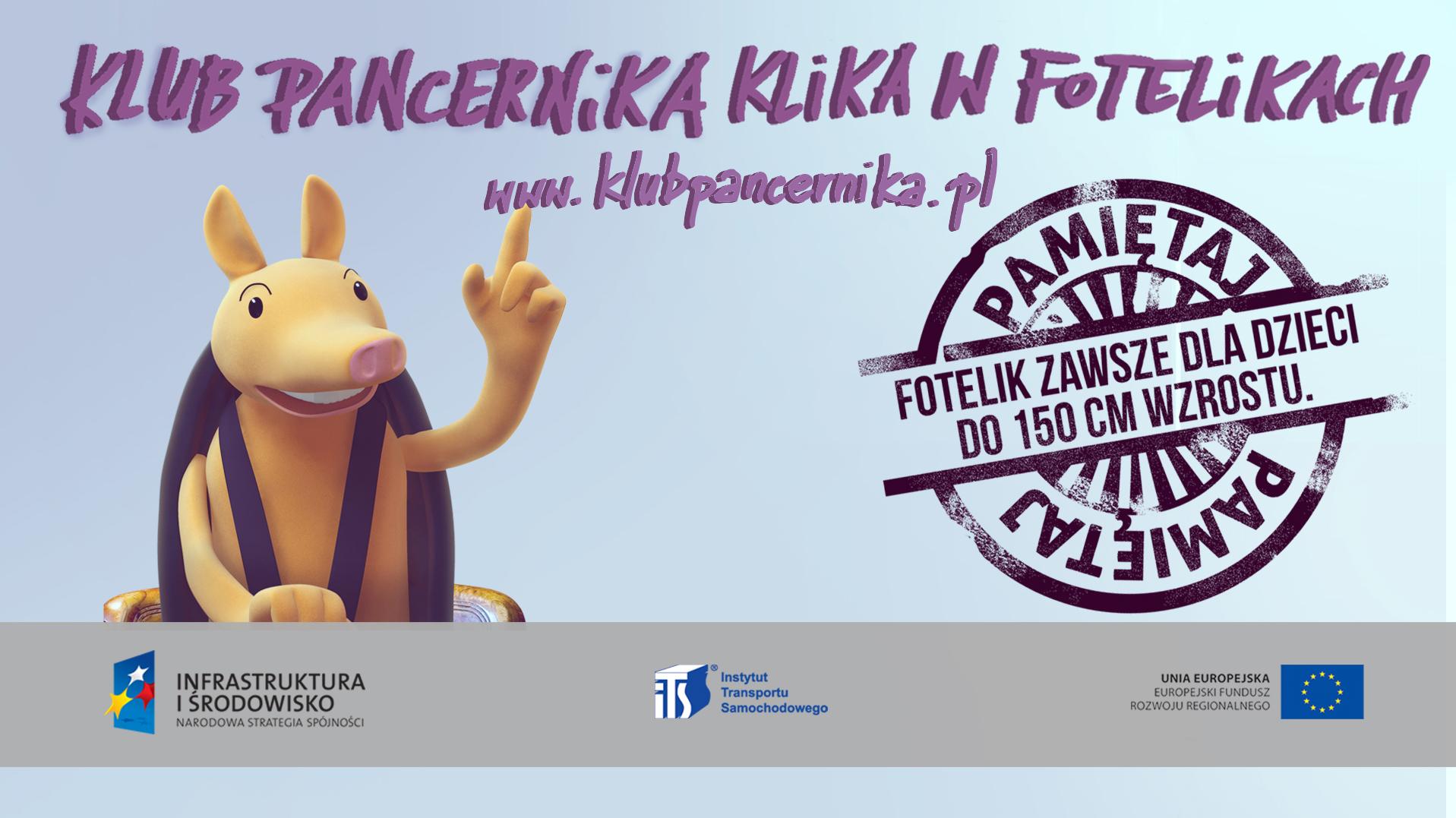 Klub Pancernika - nowy banner