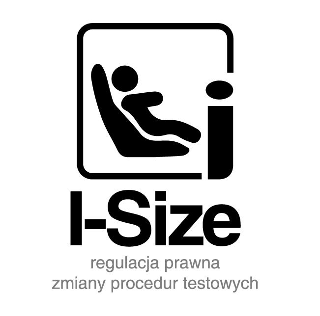 Norma homologacyjna ECE R129 zwana I-Size. Za kryterium kategoryzowania fotelików przyjmuje wzrost dziecka.