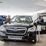 """Subaru Forester został nam udostępniony dzięki uprzejmości salonu samochodowego """"Dukiewicz"""""""