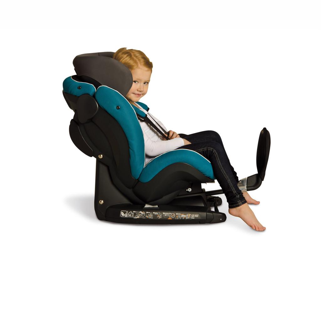 BeSafe iZi Kid I-Size - nowy fotelik homologowany według normy I-Size