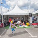 Zabawy i konkursy dla dzieci na gólnopolskich Inspekcjach Fotelików 2014