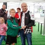 Liderzy wyścigów samochodzików solarnych :)