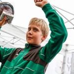 Młody zwycięzca wyścigów samochodzików solarnych. Pokonał samego Kajto!